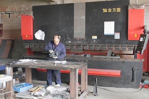 上海钣金加工设备
